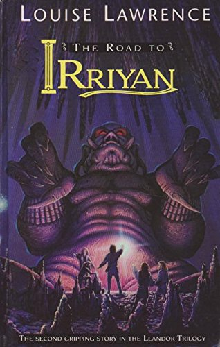 The-Road-to-Irriyan-Llandor-trilogy-by-Lawrence-Louise-Hardback-Book-The