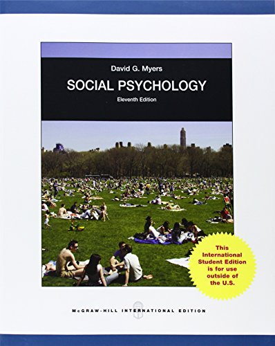 Social-Psychology-Myers-David-007131864X