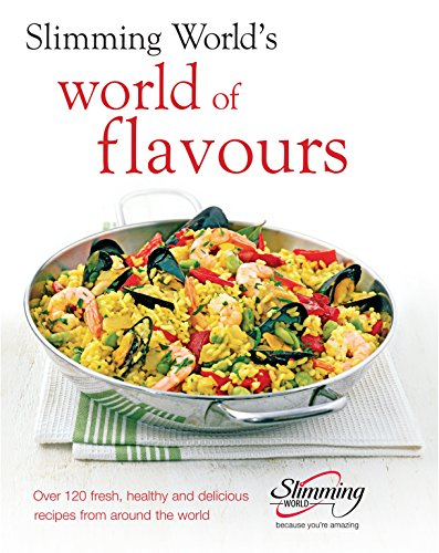 Slimming World World Of Flavours Slimming World Hardback Book The Cheap Fast 9780091933531 Ebay