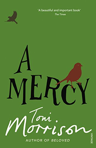A Mercy by Morrison, Toni Paperback Book The Cheap Fast Free Post