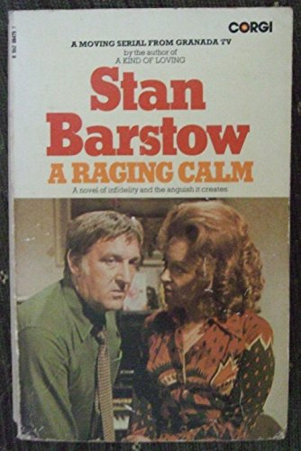 A raging calm by Barstow, Stan Book The Cheap Fast Free Post 9780552094757