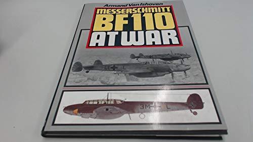 Messerschmitt Bf 110 at War by Ishoven, Armand Van Hardback Book The Cheap Fast