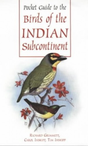 Pocket-Guide-to-the-Birds-of-the-Indian-Subcontinent-Inskipp-Tim-0713651652