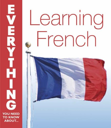 everything learning french book pdf