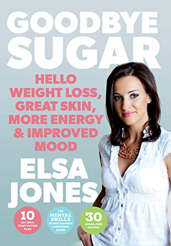 Goodbye Sugar by Elsa Jones Book The Cheap Fast Free Post