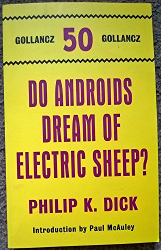 a review of philip k dicks do androids dream of electric sheep (book) : dick, philip k : grim and foreboding, a masterpiece ahead of its time, do  androids dream of electric sheep  full review  do androids dream of  electric sheep is a story that isn't always coherent on what's actually happening.