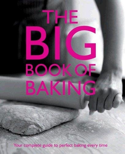 Big Book of Baking Hardback Book The Cheap Fast Free Post