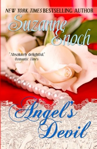 Angel's Devil by Enoch, Suzanne Book The Cheap Fast Free Post