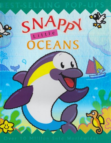 Snappy Little Ocean (Snappy Pop-ups) by Harwood, Beth Hardback Book The Cheap