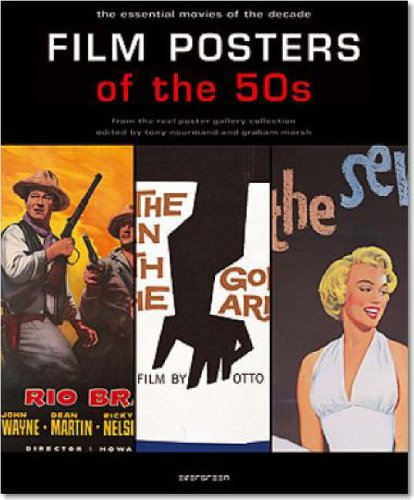50's movie poster