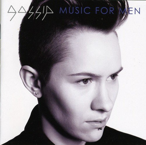 Gossip - Music For Men - Gossip CD WYVG The Cheap Fast Free Post