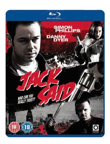 Jack Said [Blu-ray] -  CD PYVG The Fast Free Shipping