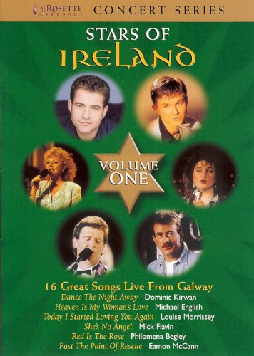 Stars of Ireland Volume 1 [DVD] -  CD 54VG The Fast Free Shipping