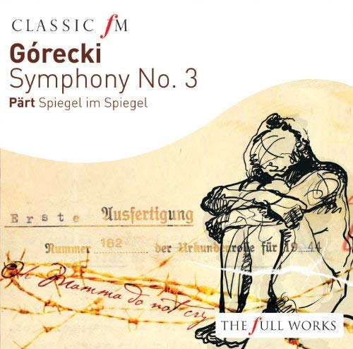 Gorecki Symphony No. 3 -  CD PAVG The Fast Free Shipping
