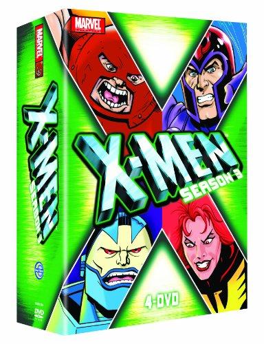 X-Men - Season 3 Boxset [DVD] -  CD G4LN The Fast Free Shipping