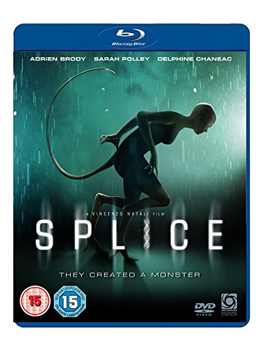 Splice (Double Play Blu-ray + DVD) -  CD 1MVG The Fast Free Shipping