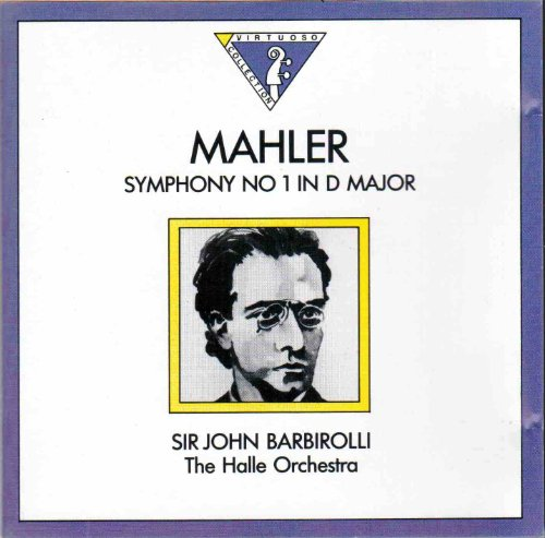 Mahler symphony 1 in D major -  CD E8VG The Fast Free Shipping