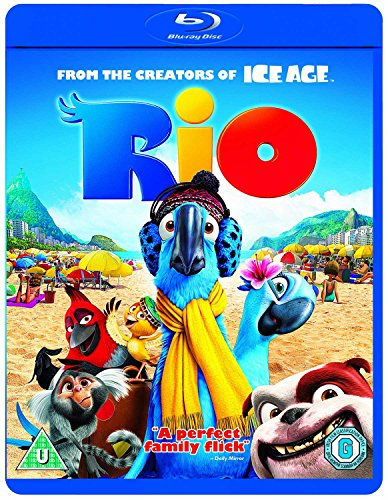 Rio [Blu-ray] - DVD  HWLN The Cheap Fast Free Post