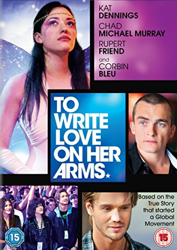To Write Love On Her Arms [DVD] -  CD CQVG The Fast Free Shipping