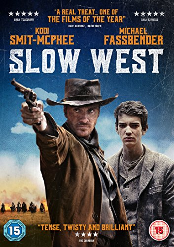 Slow West [DVD] -  CD R4VG The Fast Free Shipping