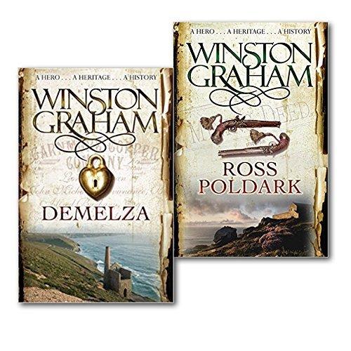 Set of 11 WINSTON GRAHAM Book Series