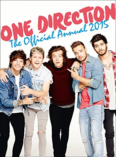 One Direction: the Official Annual: 2015 by One Direction