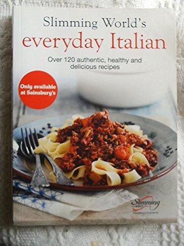 Slimming World 39 S Everyday Italian Margaret Miles Bramwell