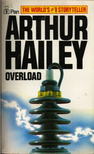 Overload, Hailey, Arthur Paperback Book The Cheap Fast Free Post