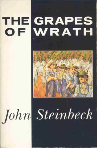 a literary analysis of the grapes of wrath by steinbeck How to use the grapes of wrath for the 2017 ap english literature free use for the given analysis grapes of wrath, steinbeck asserts that the migrant.