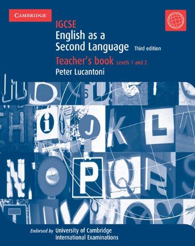igcse english language coursework