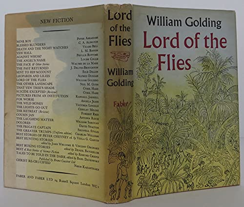a book report on william goldings novel lord of the flies Download lord of the flies pdf ebook by william golding online free and start reading a novel than a story that explores the dark side of humanity.