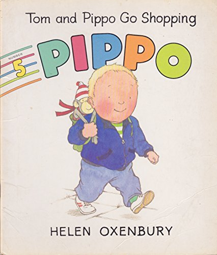 Tom and Pippo Go Shopping, Oxenbury, Helen Paperback Book The Cheap Fast Free