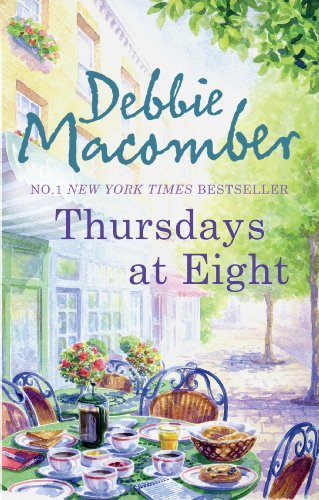 Thursdays at Eight by Macomber, Debbie Book The Cheap Fast Free Post