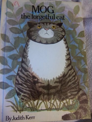 picture of Mog the Forgetful Cat, Kerr, Judith Hardback Book