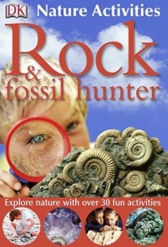 Rock & Fossil Hunter (Nature Activities), Morgan, Ben 140530653X