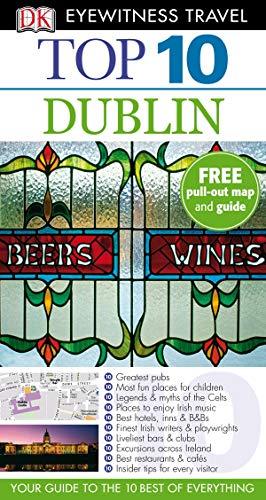 DK Eyewitness Top 10 Travel Guide: Dublin, Sanger, Andrew Paperback Book The