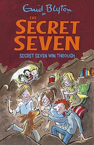 Secret Seven Win Through: Book 7, Blyton, Enid 1444913492