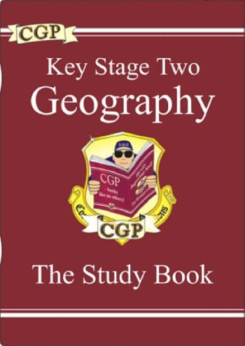 ks2 geography the study book cgp books paperback book