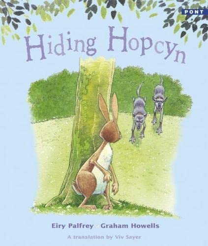 Hiding Hopcyn, Palfrey, Eiry Paperback Book The Cheap Fast Free Post