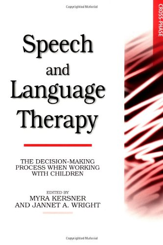 Working with Speech and Language Therapists