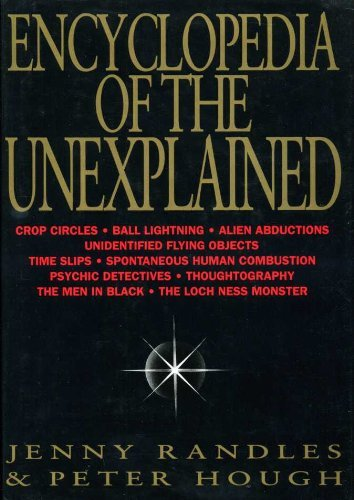 Encyclopedia of the Unexplained, Hough, Peter A. Hardback Book The Cheap Fast