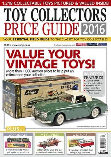 Toy Collectors Price Guide 2016 1907292861