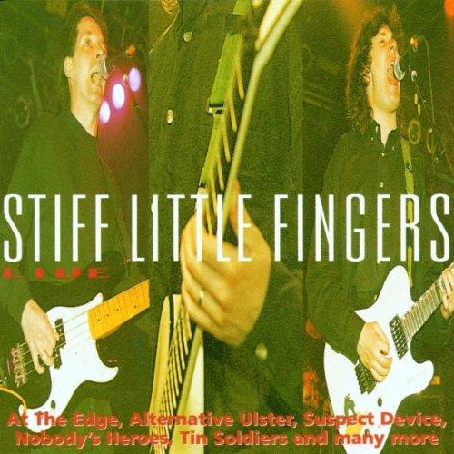Stiff Little Fingers Live In Aberdeen