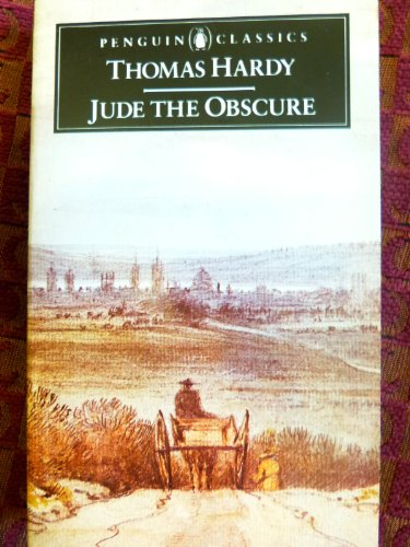 an analysis of thomas hardys novel jude the obscure Thomas hardy - poems - publication date: 2004  his first popular novel was under the greenwood  (1891), and jude the obscure (1895) in addition to these larger.