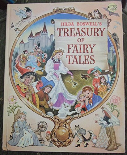 Treasury of Fairy Tales By Edited by Hilda Boswell