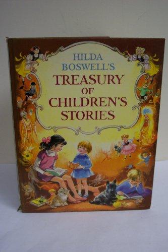 Treasury of Children's Stories Hardback Book The Cheap Fast Free Post