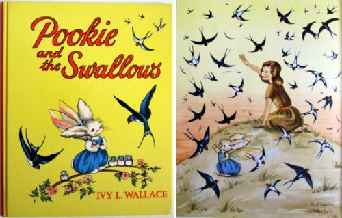 Pookie and Swallows by Ivy Wallace
