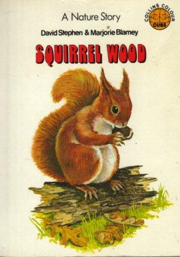 Squirrel Wood By David Stephen