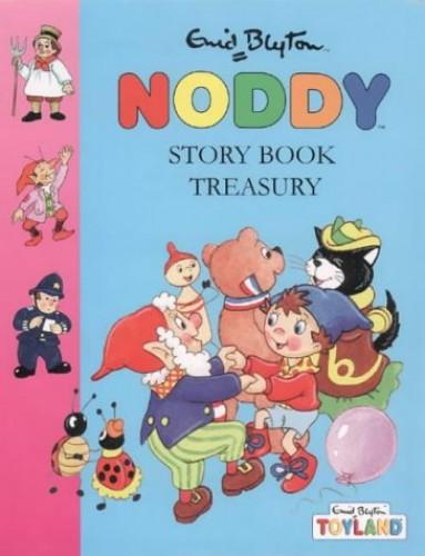 Noddy Storybook Treasury (Enid Blyton Toyland) By Enid Blyton