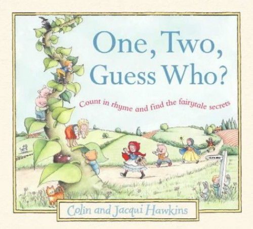 One, Two, Guess Who? by Colin Hawkins